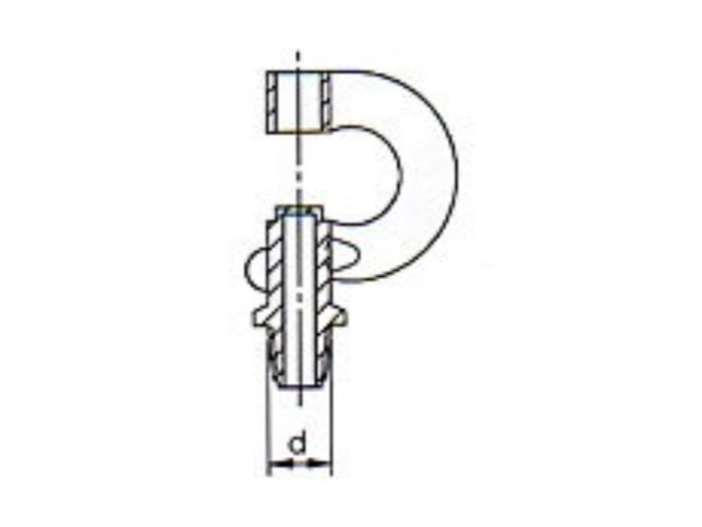 Spryskiwacz zaślepka M11
