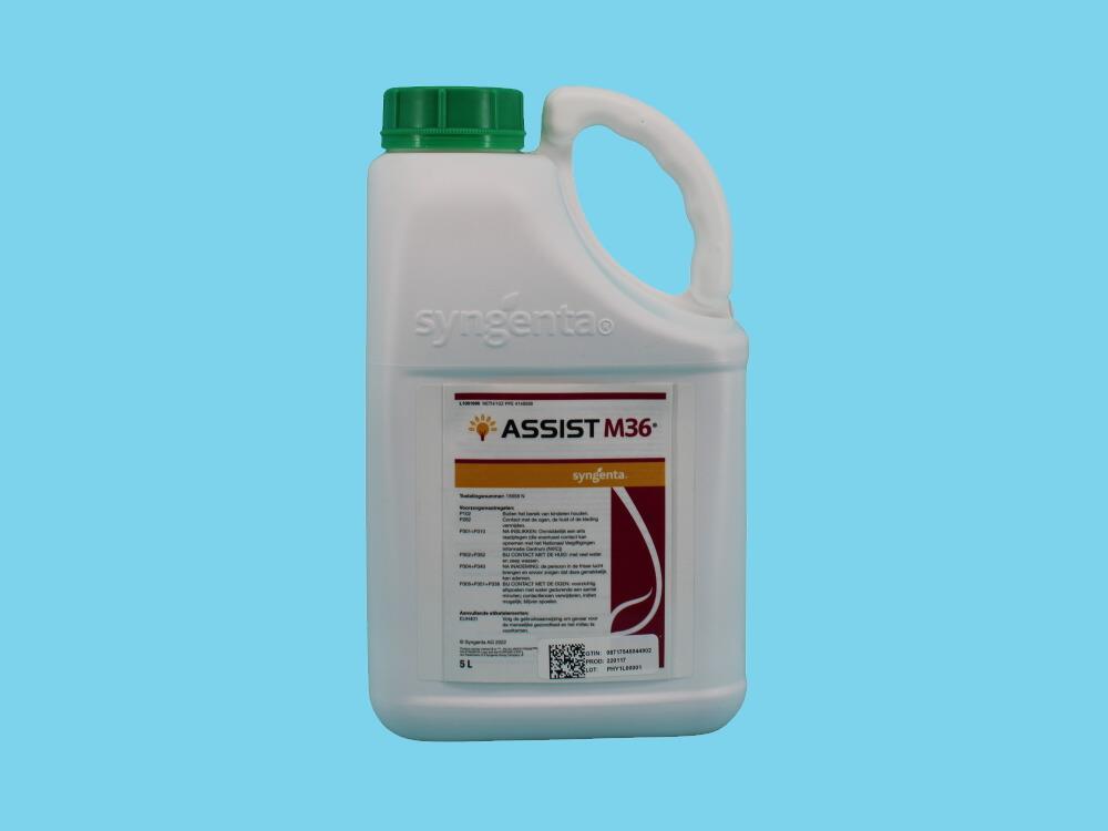 Adiuwant Assist M36 5 ltr (wcześniej Hasten)