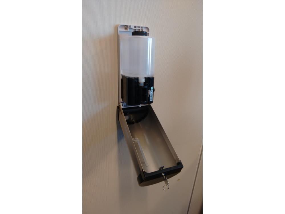 Dyspenser do mydła bezdotykowy automatyczny
