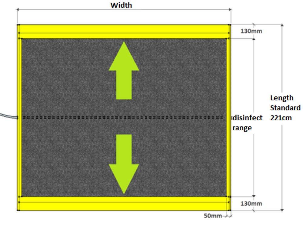 Mata Flexxomat TT 6 x 2,21m (z tunelem)