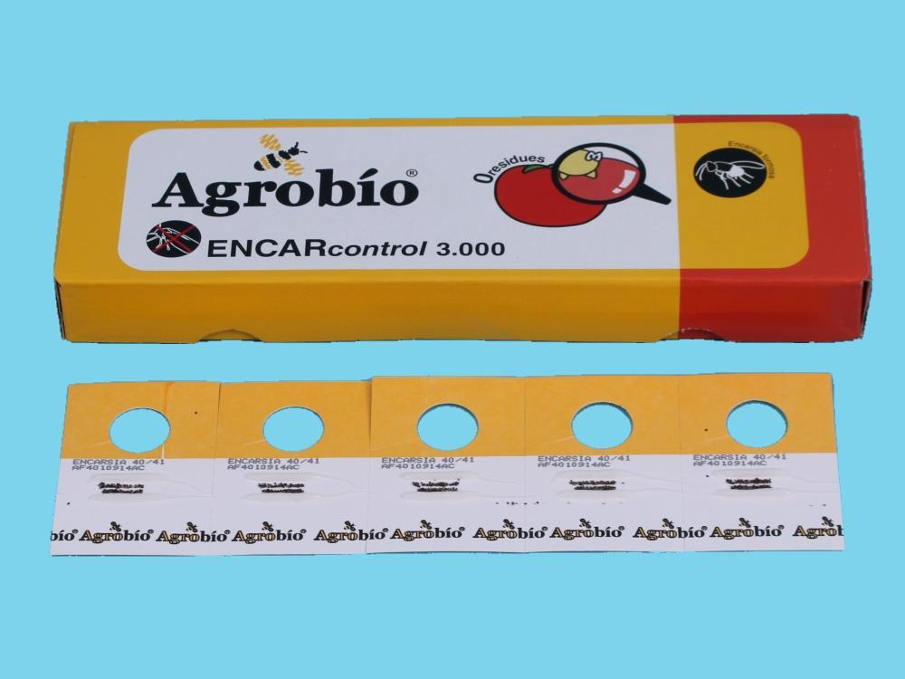 ENCARcontrol (Encarsia formosa) kartoniki 50x60 (3000os.)