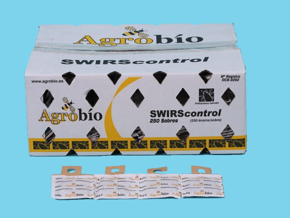 SWIRScontrol (Amblyseius swirskii) sasz. 250x250os.