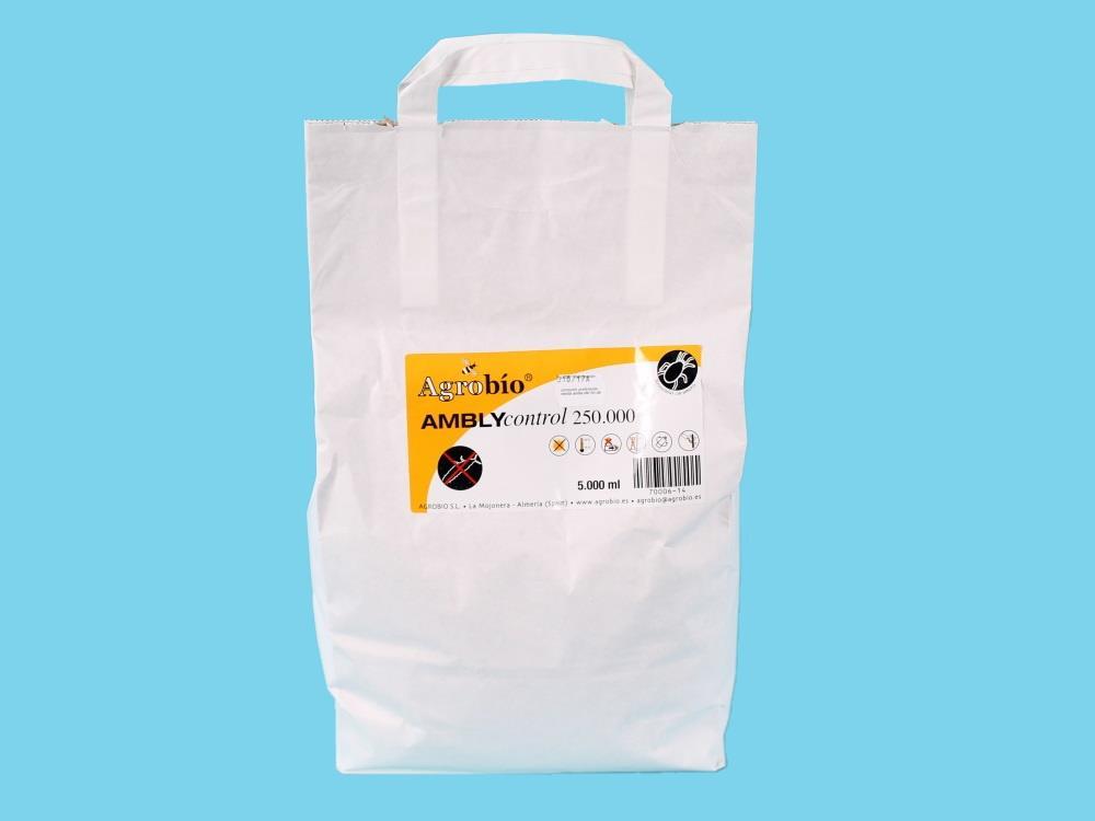 AMBLYcontrol (Amblyseius cucumeris) 250.000 os./torba 5L