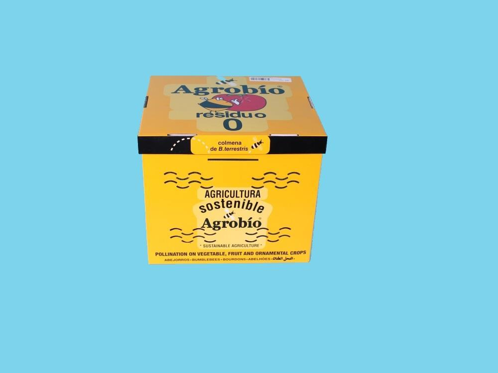 Ul z trzmielami Agrobio letni [RBP]