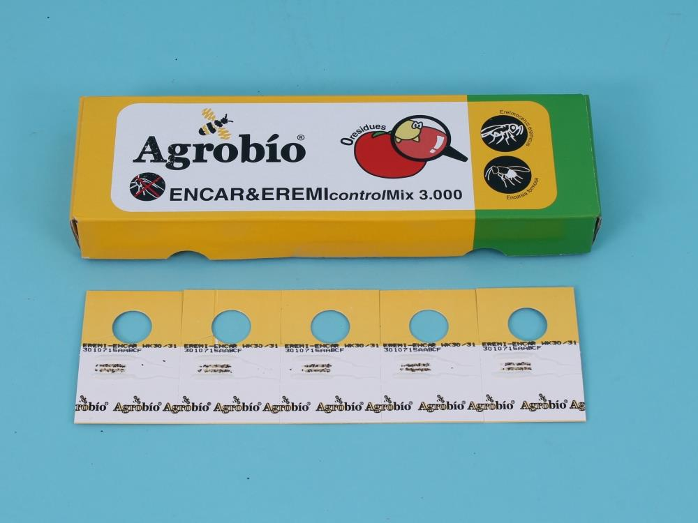 ENCAR/EREMIcontrol kartoniki 50x60 (3.000os.)