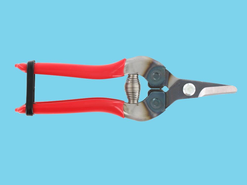 Sekator ARS 310 czerwony 16cm krzywy
