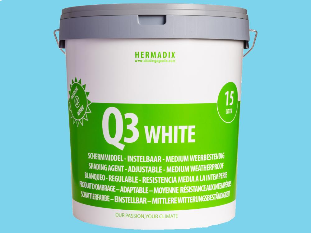 Cieniówka do szklarni Q3 White 20kg