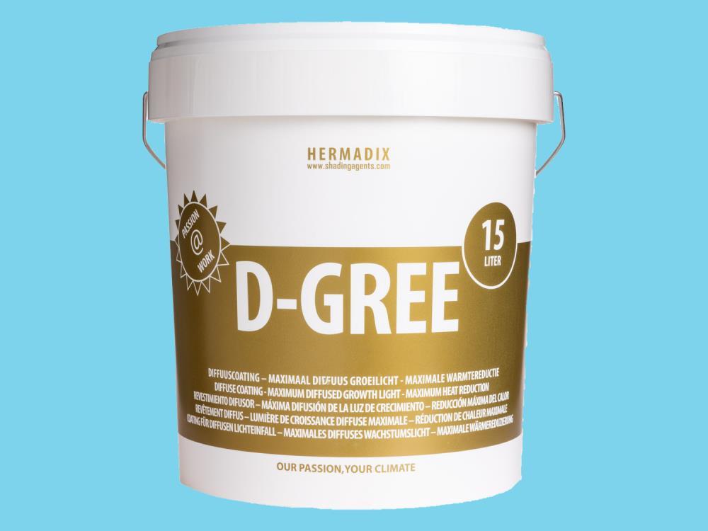 Cieniówka dyfuzyjna D-Gree 15l