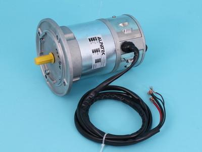 Silnik 0,36kW 24V 3500rpm AV70 + hamulec (SW04)
