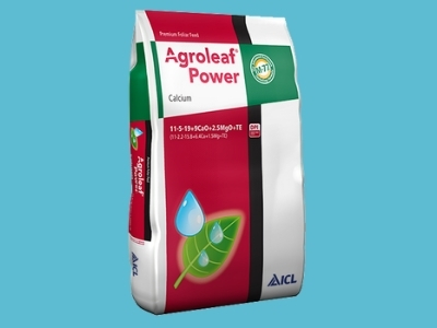 Agroleaf Power Calcium 11+05+19+9CaO+2,5MgO+mic 15kg