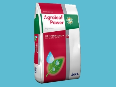 Agroleaf Power Magnesium 10-5-10+16MgO+32SO3+mic 15 kg
