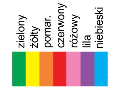 Etykiety TT, wtykane ROŻOWE [2.5x10 cm|2000 szt.]