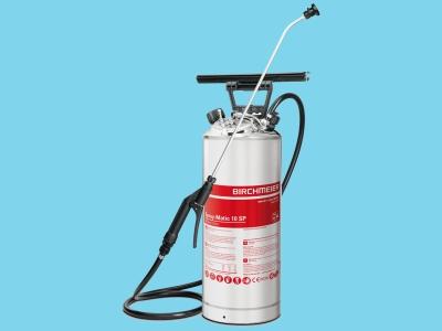 Birch Spray-Matic 10SP z pompą ręczną ze stali nierdzewnej