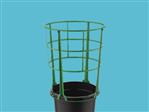 Doniczki podp TEKU STG 13BR  zielony SPU (396)