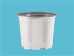 Doniczki wisz VCG 13 (CIRC) biały/szary SPU (1134)