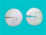 Krążek filcowy ściółkujący na doniczkę 17cm, biały, 500g/m2
