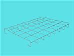 Kratownica szkół V (AluZink) 3L 7x5 1,19x0,85m