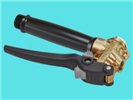 "Birch pistolet mosiężny KB, G1/2"" Viton 10bar"
